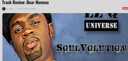 Dear Momma Review